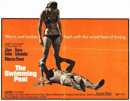 La piscina locandina 11