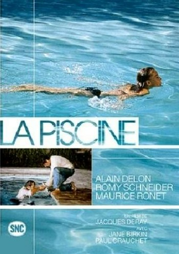La piscina locandina 2