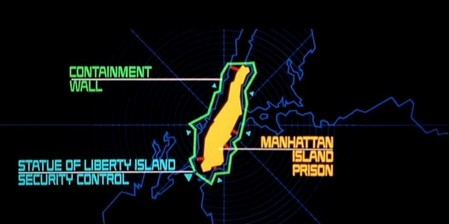 1997 fuga da New York foto 0