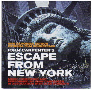 1997 fuga da New York soundtrack