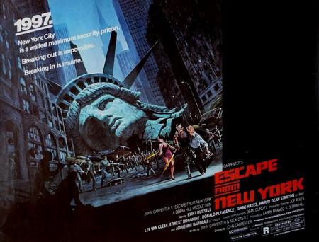 1997 fuga da New York wallpaper