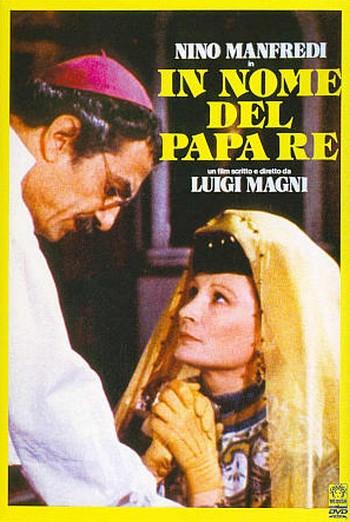 In nome del papa re locandina 1