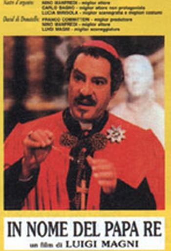 In nome del papa re locandina 4