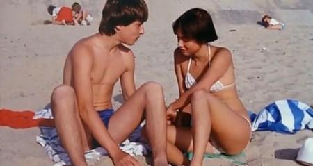 Pauline alla spiaggia 9