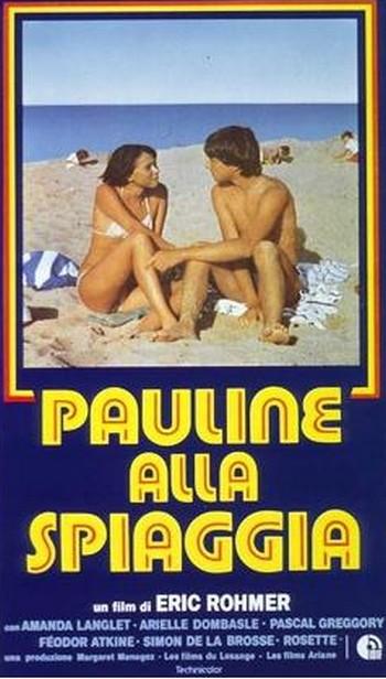 Pauline alla spiaggia locandina 2