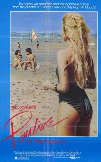Pauline alla spiaggia locandina 4