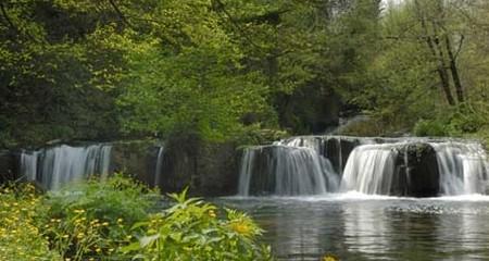Per grazia ricevuta location cascate di monte Gelato a Mazzano Romano