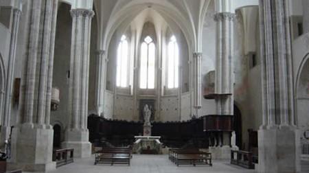 Per grazia ricevuta location chiesa di San Fortunato di Todi