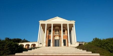 Per grazia ricevuta location Villa Volpi di Sabaudia