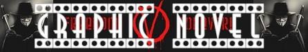 V per Vendetta banner graphic