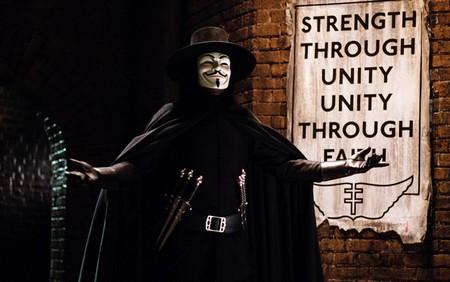V per Vendetta foto 1