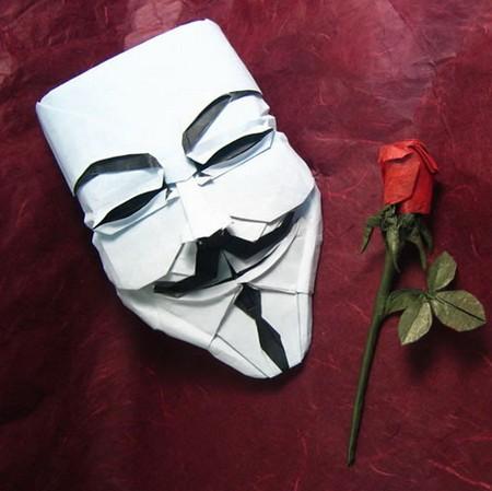 V per Vendetta foto 15