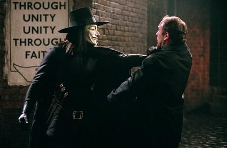 V per Vendetta foto 4