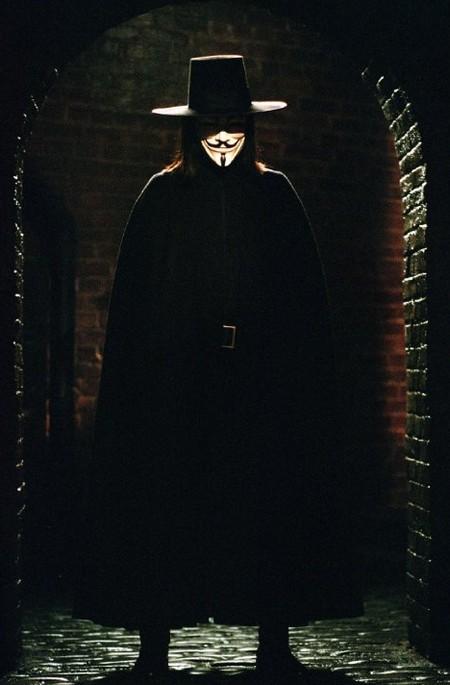 V per Vendetta foto 9