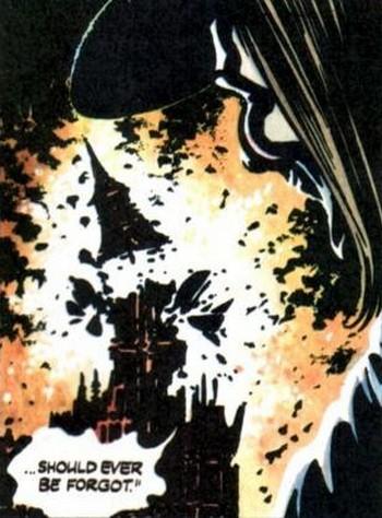 V per Vendetta graphic 1