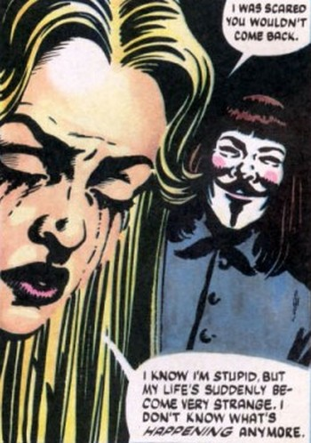 V per Vendetta graphic 3