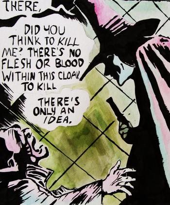 V per Vendetta graphic 4