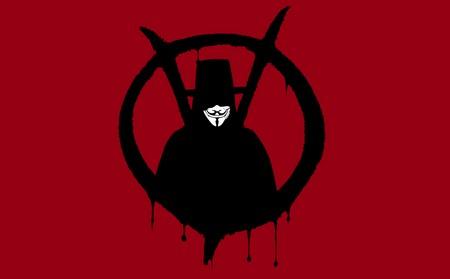 V per Vendetta locandina 11