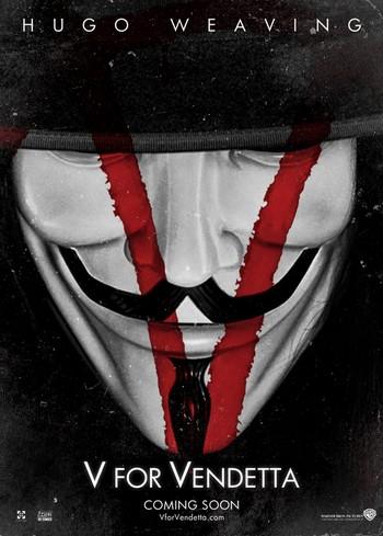 V per Vendetta locandina 12