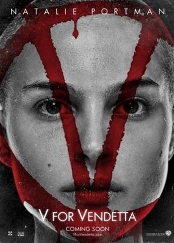 V per Vendetta locandina 13