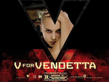 V per Vendetta locandina 5