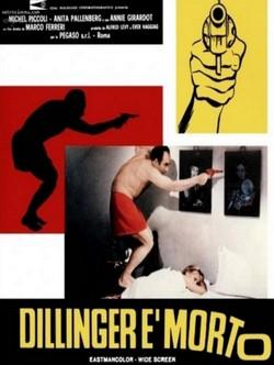 11 Dillinger è morto locandina