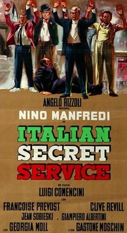 15 Italian Secret Service locandina
