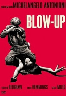 20 Blow up locandina