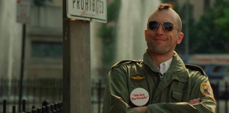 3 Robert De Niro - Taxi Driver