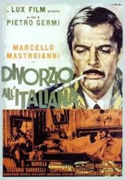 7 Divorzio all'italiana locandina