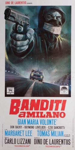 8 Banditi a Milano locandina