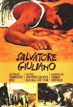 8 Salvatore Giuliano locandina
