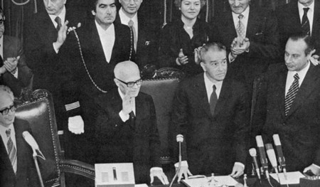 Accadde 1978-Pertini presidente