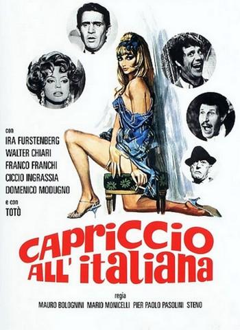 Capriccio all'italiana locandina
