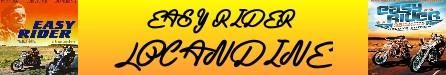 Easy rider banner locandine