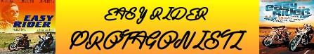 Easy rider banner protagonisti