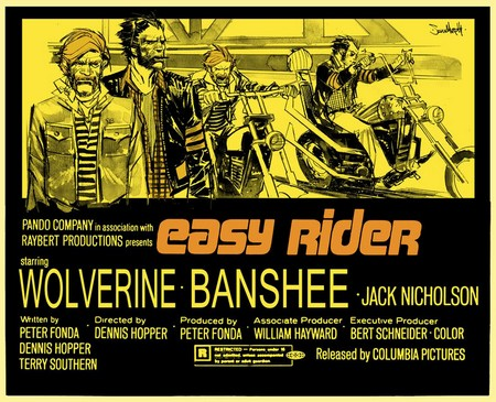 Easy rider lobby card 4