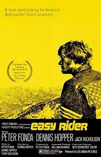 Easy rider locandina 2