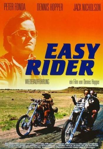 Easy rider locandina 4
