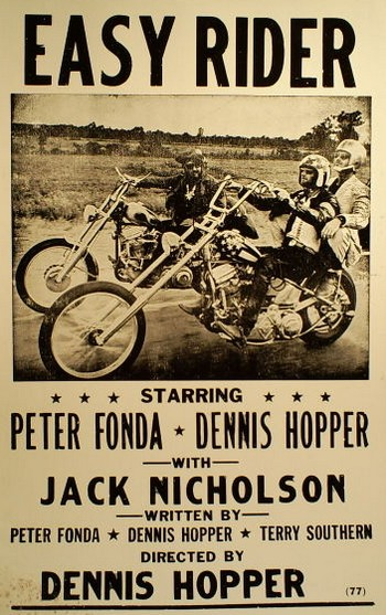 Easy rider locandina 6