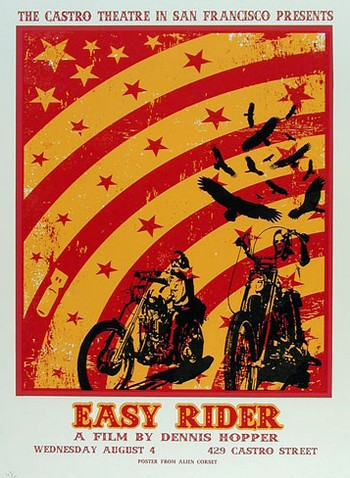 Easy rider locandina 9