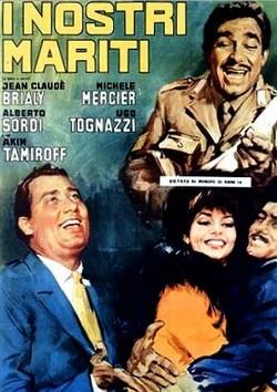 I nostri mariti (1966) locandina