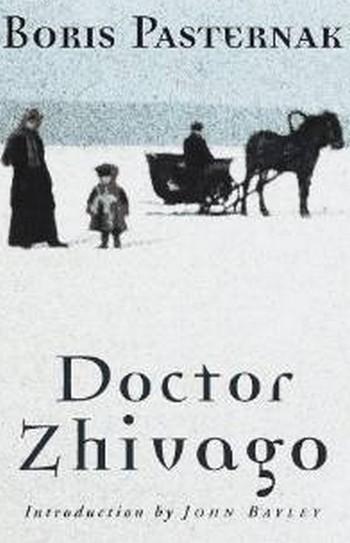 Il dottor Zivago libro 1