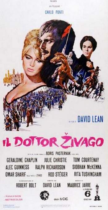 Il dottor Zivago locandina 0