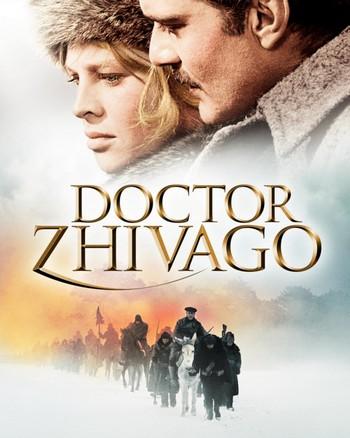 Il dottor Zivago locandina 3