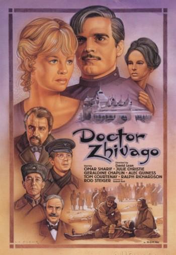 Il dottor Zivago locandina 4