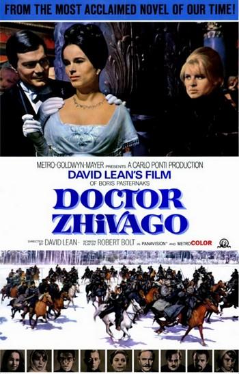 Il dottor Zivago locandina 6