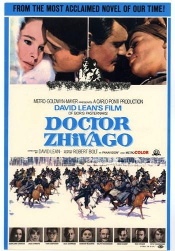 Il dottor Zivago locandina 7