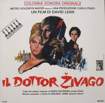Il dottor Zivago locandina sound