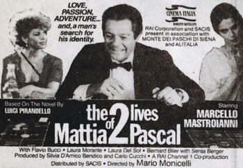 Le due vite di Mattia Pascal flano